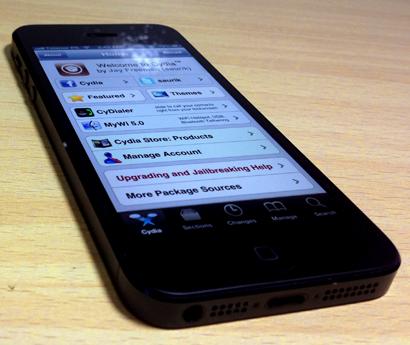 iPhone-5-jailbroken